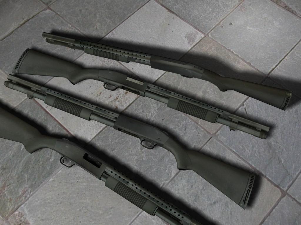 low- shotgun max