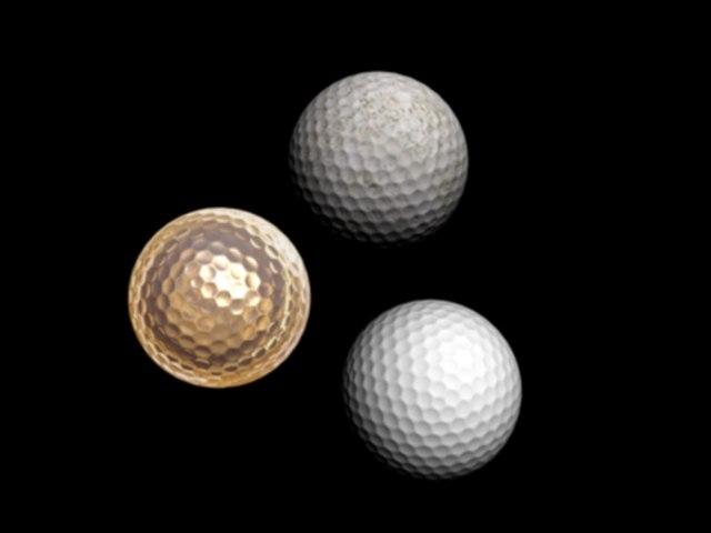 max golf balls