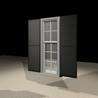 3d 1856 window