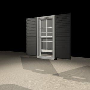3d max 1842 window