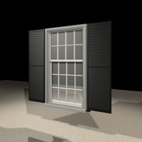 3d 3056 window model