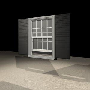 3d 3042 window