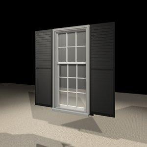 3d 2456 window model