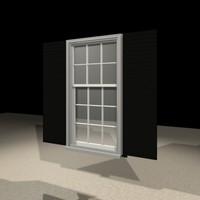maya 2856 window