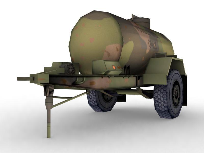 water tank 3d max
