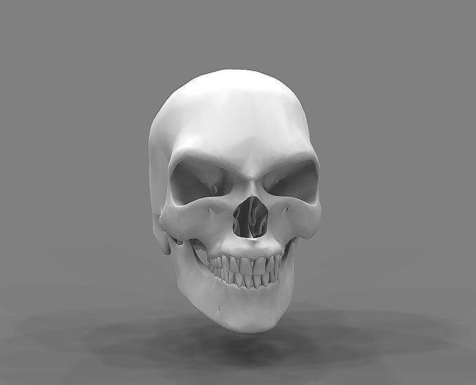 3d model horror gaming