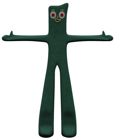 cartoons gumby maxs 3ds
