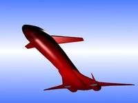 blender sonic jet engines