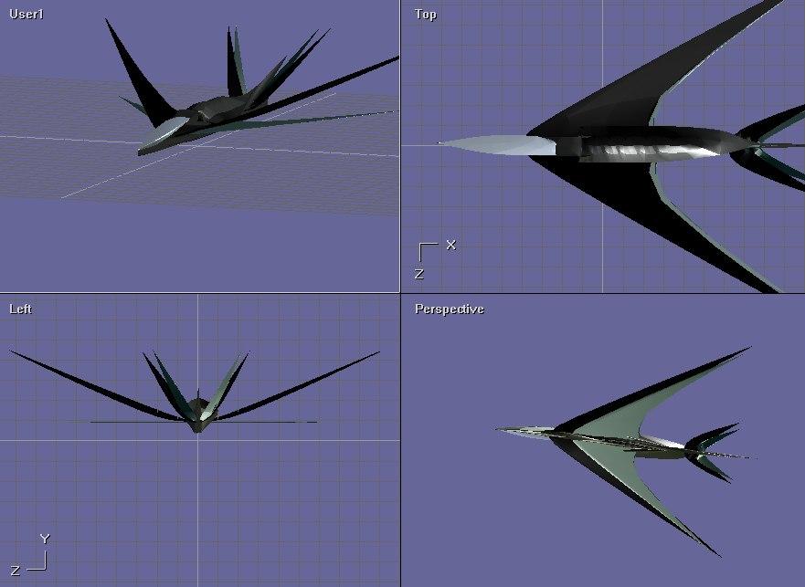 plane jet fighter 3ds free