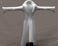 Gothic Nosferatu Trench Coat