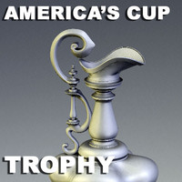 America s Cup Trophy