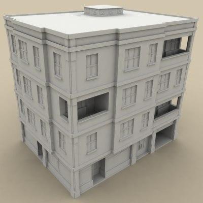city building 2 3ds