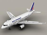 Airbus A319 Air France