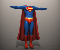 superman the movie costume