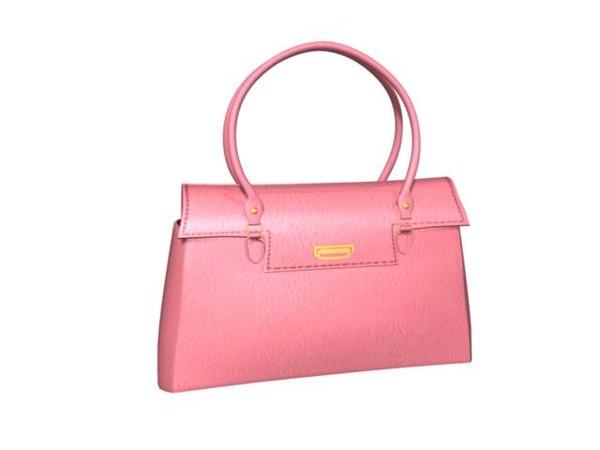 3ds ladies purse