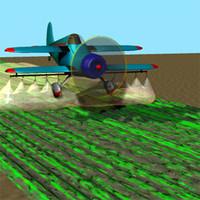 Crop Duster Spray Unit