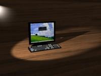 LCD MONITOR.lwo