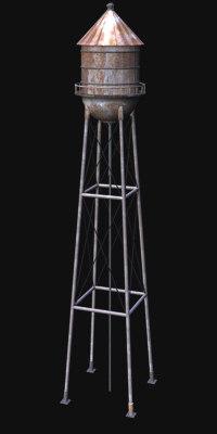 water tower lwo