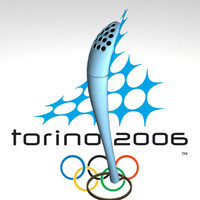 Turin Olympic Torch 2006