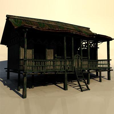 max jungle hut