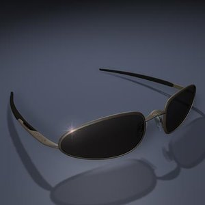 c4d sunglass sun glass