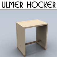 Ulmer Hocker Stoll