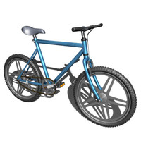 bicycle 3d 3ds