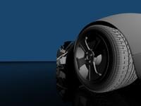 3dsmax concept car