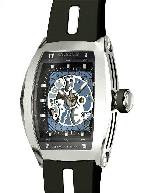 cinema4d concept watch italian designer