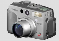 3d model canon powershot g2