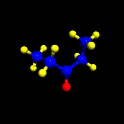 diethyl ketone 3d model
