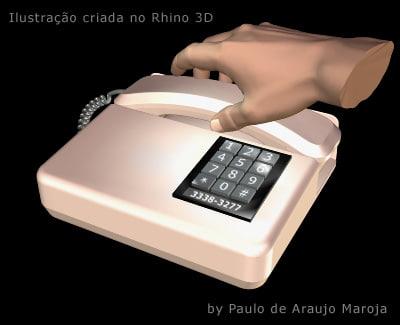 phone 3dm
