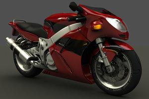 maya concept motorcycle