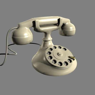 phone french style 1948 max