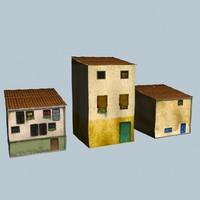 3 med houses.max