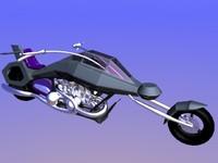 3d comanche bike