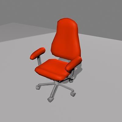 deskchair 3d model