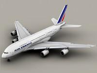 max airbus a380 air france