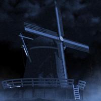 dutch windmill max