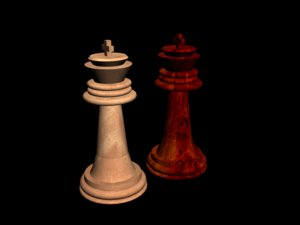 free max model chess kings