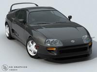Toyota Supra 1999 OBJ