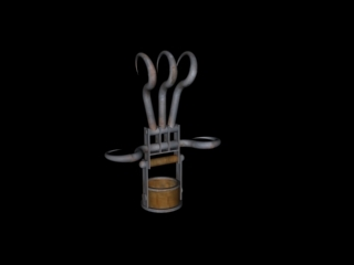 3ds max theodorica claws