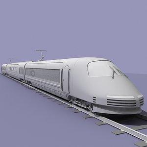 3ds train eurostar