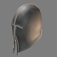 free obj mode helm helmet medieval