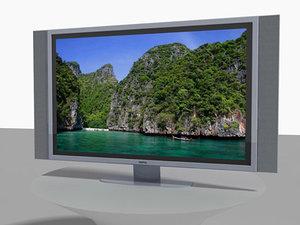 tv 01 3d max