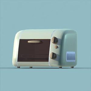 maya toaster oven