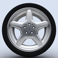 AMG wheel rim no.02