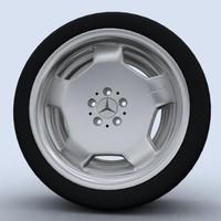 AMG wheel rim no.03