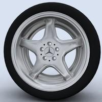 AMG wheel rim no.04