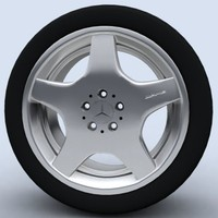 AMG wheel rim no.06